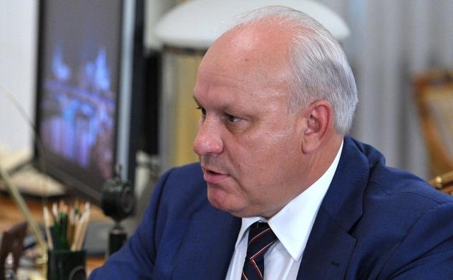 Коммунисты требуют отставки Зимина, но Москве сейчас «не до Хакасии»
