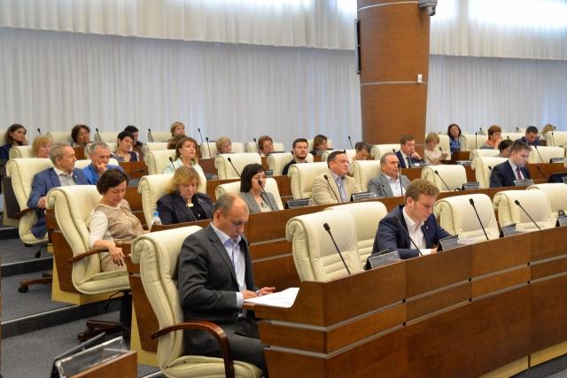 Публичные слушания в Законодальном Собрании