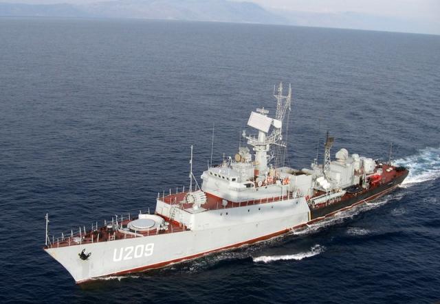 Военная техника из Крыма? «Деловые люди Украины с удовольствием возьмут»