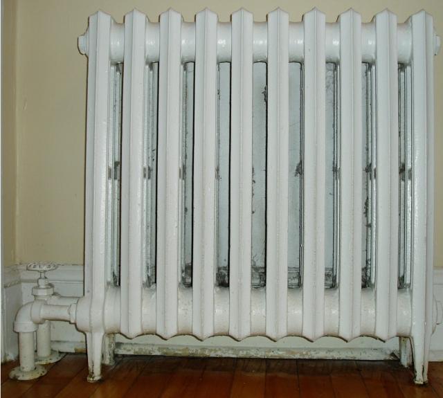 Радиатор центрального отопления
