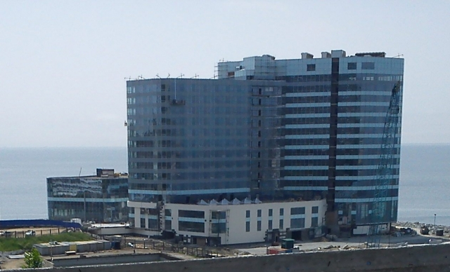 Отель Hyatt Vladivostok Burny