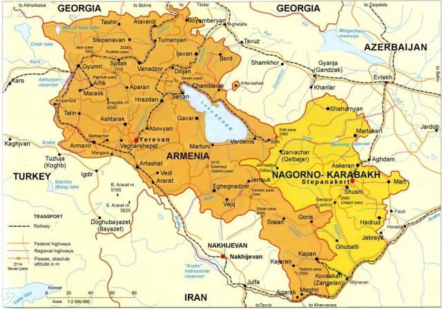 Рост ВВП в Арцахе составил 15%
