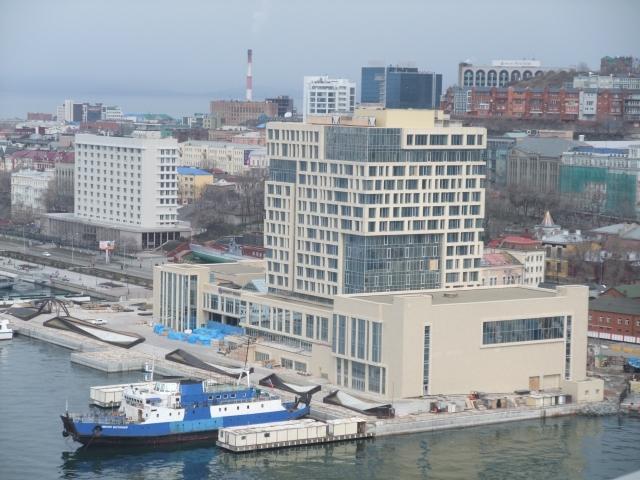Отель Hyatt Vladivostok
