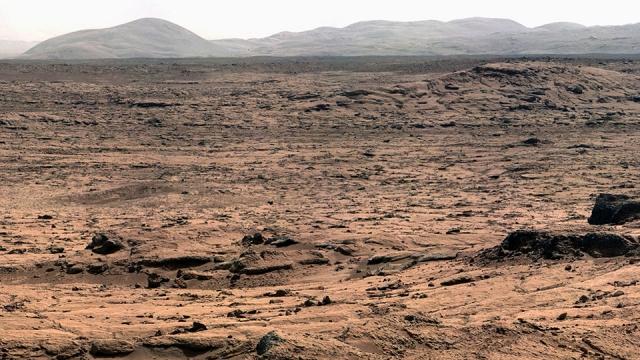 Учёные: Космонавты смогут совершить полёт к Марсу один раз в жизни