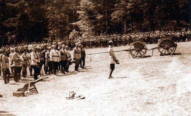 Румынские войска