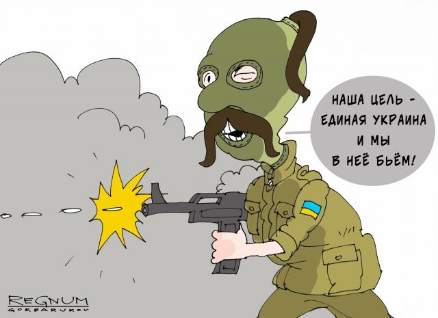 Захар Прилепин рассказал, почему ВСУ стреляют по радикалам в Донбассе