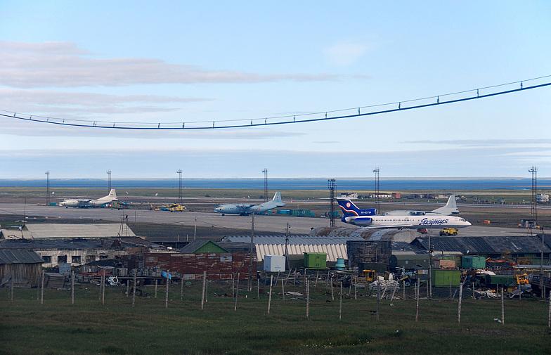Аэропорт Тикси