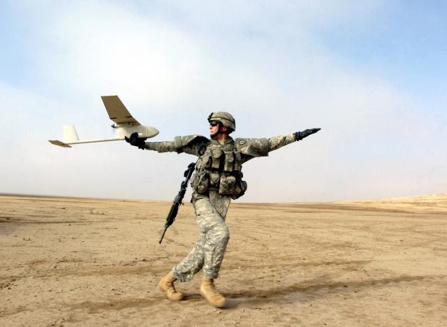 Дроны прилетели: англо-саксы начали в Сирии новую войну