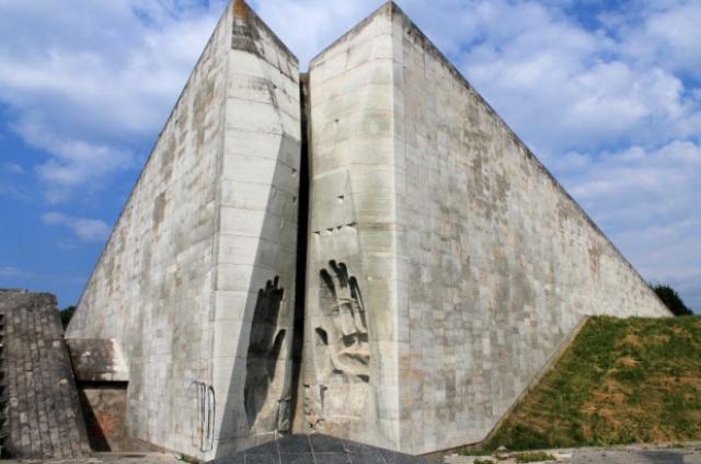 Мемориал на горе Маарьямяги