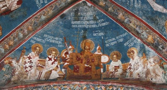 О какофонии в церковно-государственной симфонии