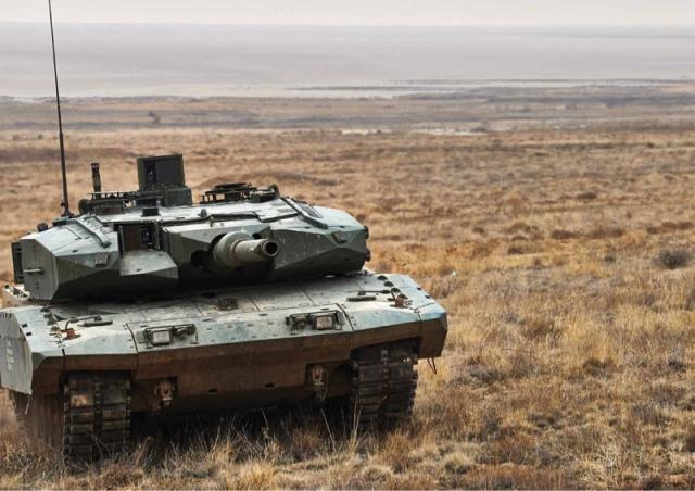 Турецкая военная техника направлена на границу с Сирией