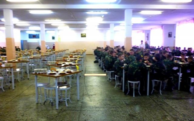По факту массового отравления кадетов в Люберцах возбуждено уголовное дело