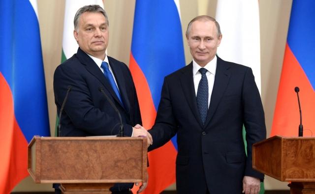 Виктор Орбан: Политика Евросоюза в отношении России неверна