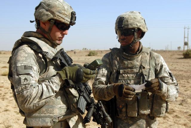 Коалиция США приступила к созданию в Сирии «сил безопасности границы»