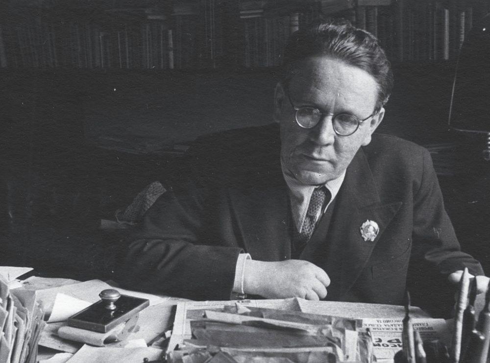 Самуил Маршак: современники глазами поэта — поэт глазами современников - ИА  REGNUM