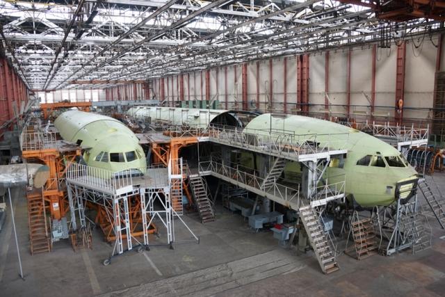 Воронежский авиазавод модернизирует производство под новые самолеты
