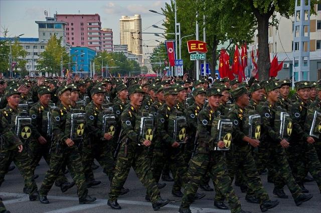 Тиллерсон: мир не признает Северную Корею ядерной державой