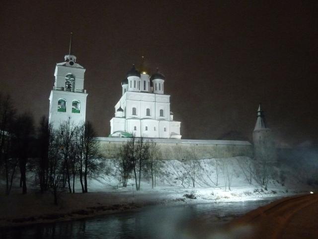 Псковский кремль требует «неотложного финансирования»