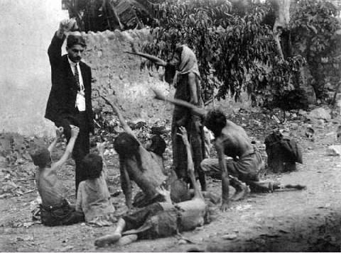 Голодные дети. Геноцид Армян