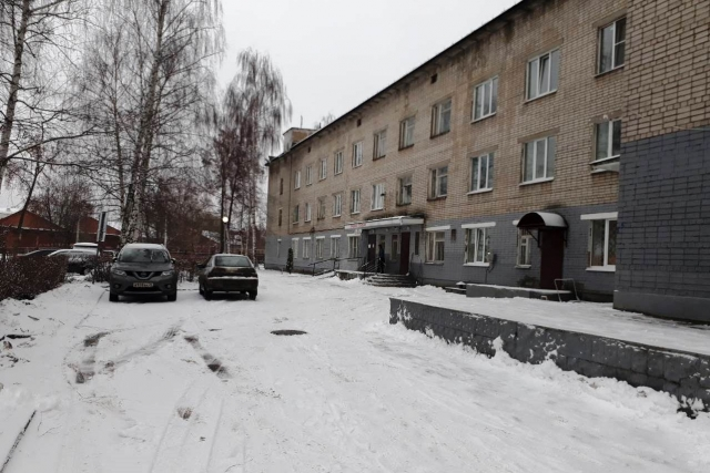 Два отделения детской больницы №1 Ярославля переедут в больницу им. Семашко