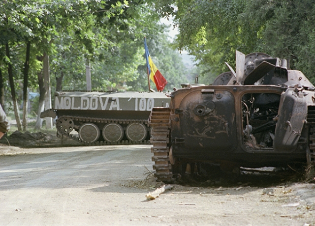 Конфликт между вооруженными формированиями Молдавии и Приднестровья, 1992 год