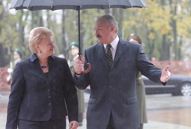 Порты: Прибалтийские амбиции Белоруссии