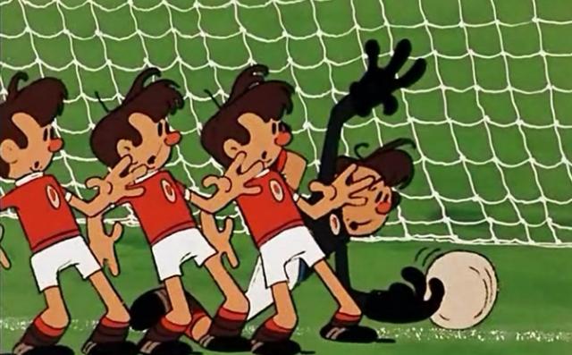 «Севилья» за 9 минут забила 2 мяча и вырвала победу над «Атлетико»