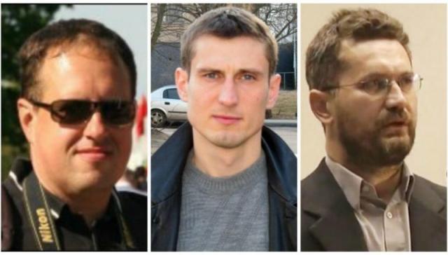 Бабурин: В действиях белорусских журналистов ИА REGNUM нет преступления