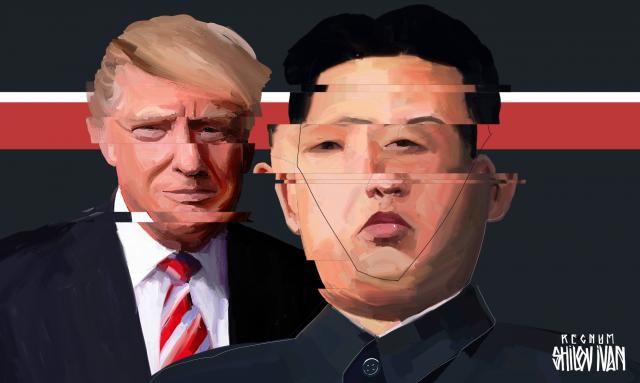 «Очень сложная партия»: ситуация вокруг КНДР для Трампа — игра в покер