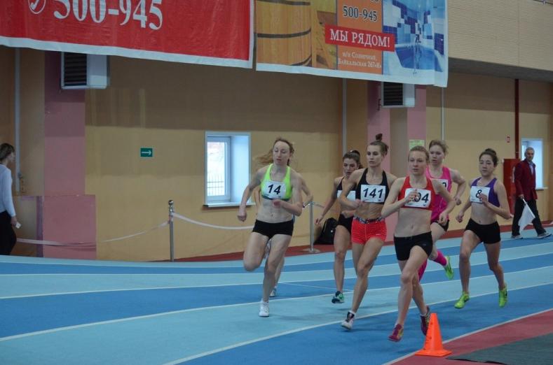Бегуны. Чемпионат и первенство СФО по лёгкой атлетике