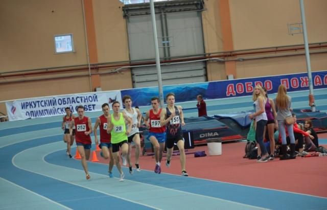 Чемпионат и первенство СФО по лёгкой атлетике в Иркутске