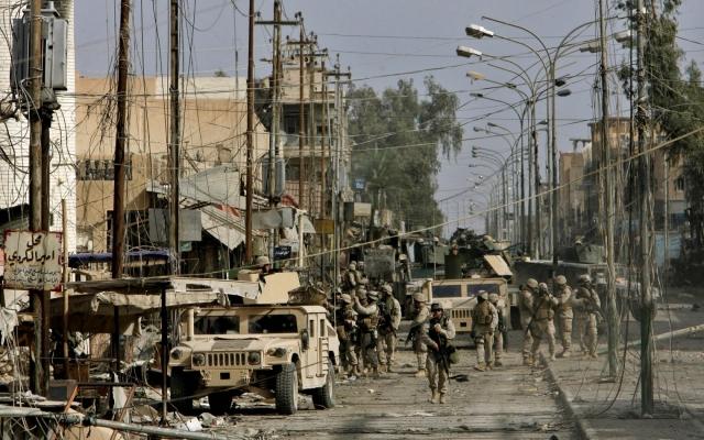 ВС США. Ирак