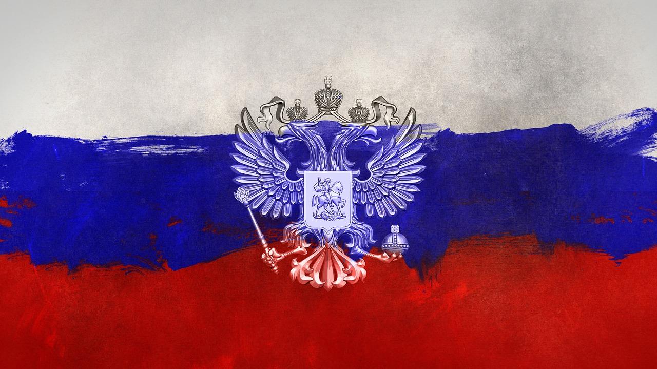 Приколы, открытка фон россия