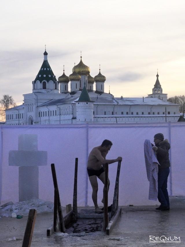 Иордань и колыбель Романовых — Ипатьевский монастырь