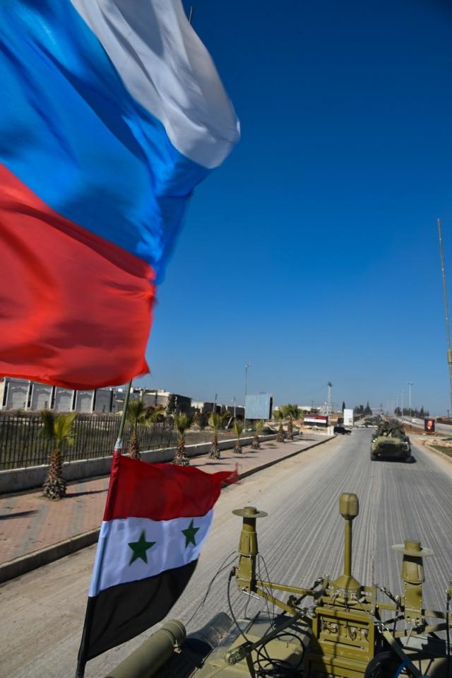 Лавров: Вывода военных РФ из Африна не было