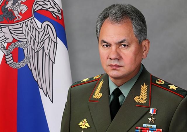 Глава Минобороны РФ Шойгу прибыл в Мьянму
