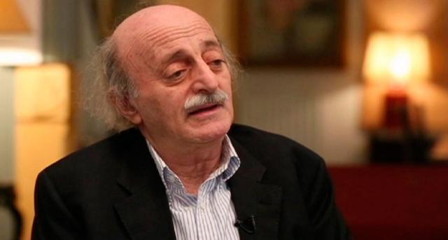 Валид Джумблатт