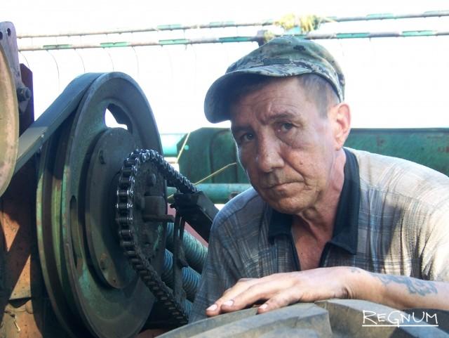 Алтайский хлебороб
