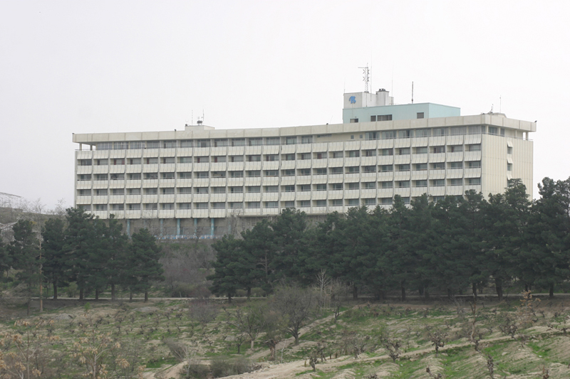 Отель InterContinental в Кабуле