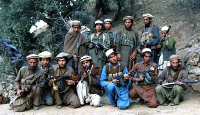 Моджахеды Исламской Партии Афганистана