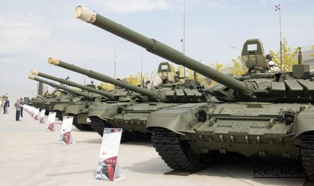 Российские танки. Арма 2017