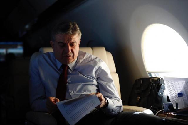 Премьер-министр призывает делать бизнес в Армении