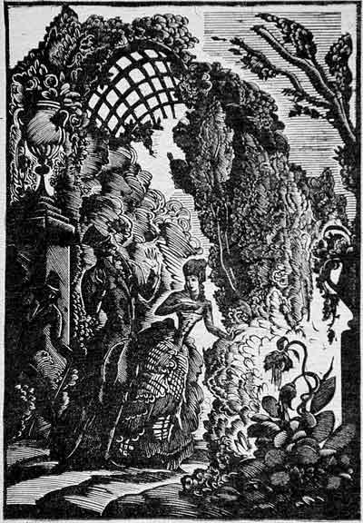 Иллюстрация к повести «Повелитель блох», 1922