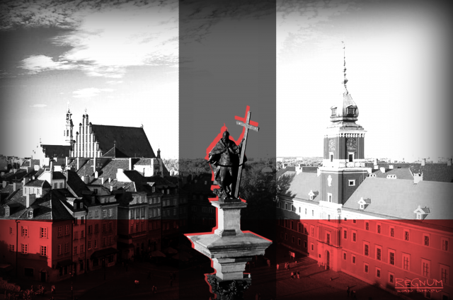 Варшава готовит новый «поджог Рейхстага»?