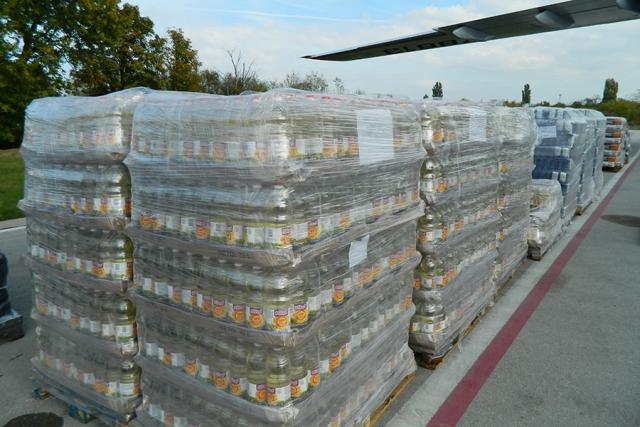 Россия доставила на Филиппины более 500 тонн гуманитарной помощи
