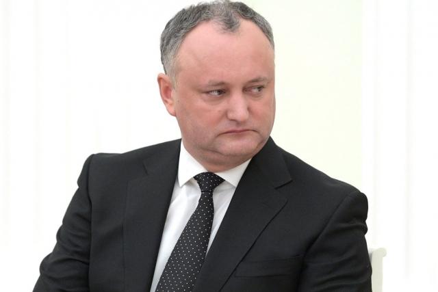 Москву шантажируют Додоном: парламент Молдавии ответит Госдуме России