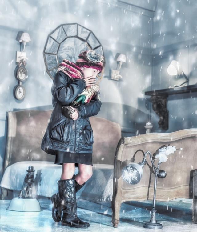 Лютые морозы в Сибири: люди не могут согреться даже в квартирах