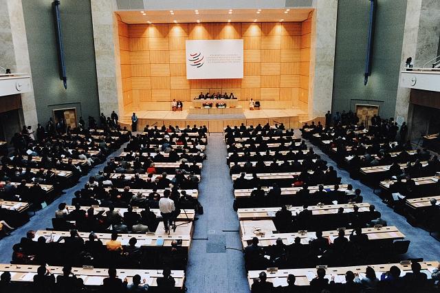Конференция министров Всемирной торговой организации. Швейцария