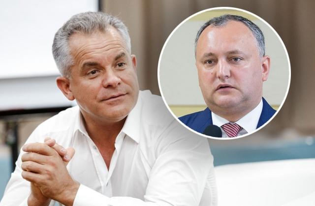Двоевластие в Молдавии