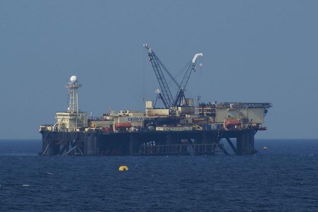 Прокладка газопровода Nord Stream в балтийском море